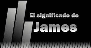 Significado de James