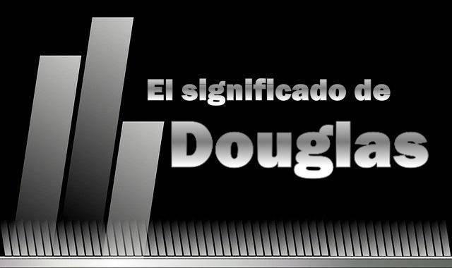 significado de Douglas