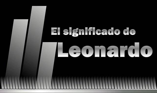 Significado de Leonardo