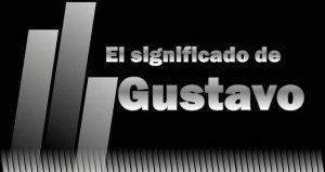 Significado de Gustavo