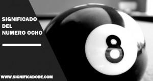 Significado del número ocho