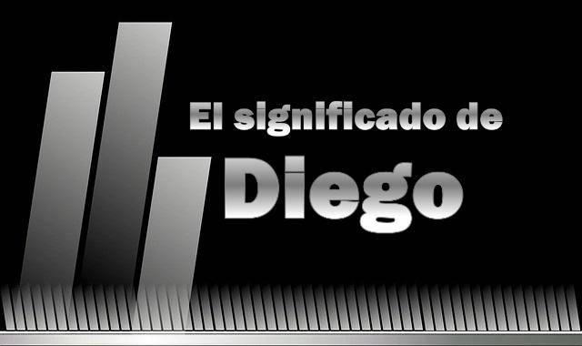Significado de Diego