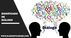 Significado de diálogo