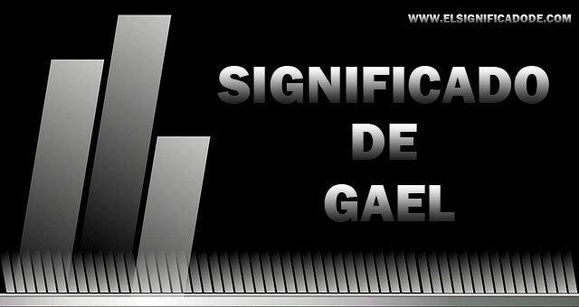 Significado-de-Gael