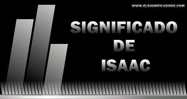 Significado-de-Isaac