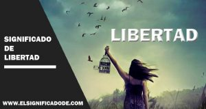 Significado de libertad