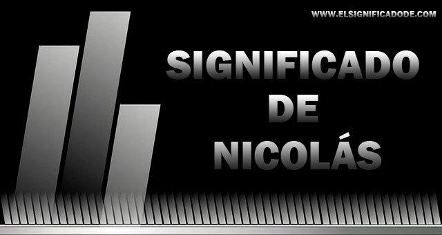 Significado-de-Nicolás