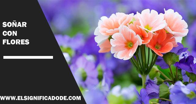 Significado De Sonar Con Flores De Colores
