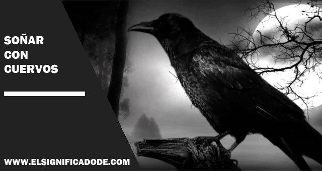 sonar con cuervos