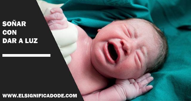 Soñar-con-dar-a-luz