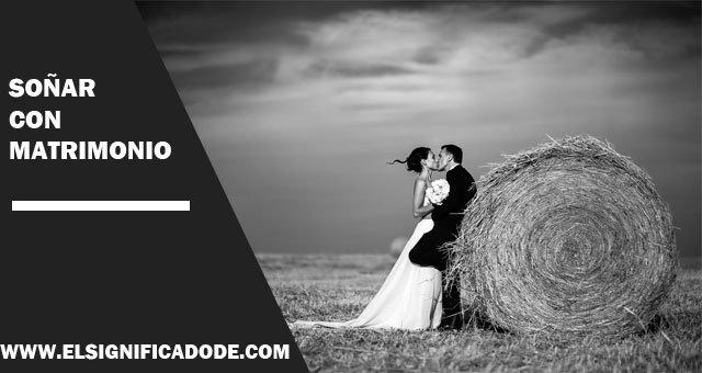 Soñar-con-matrimonio