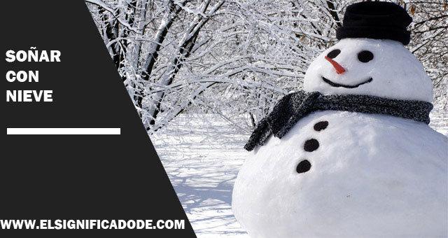 Soñar-con-nieve