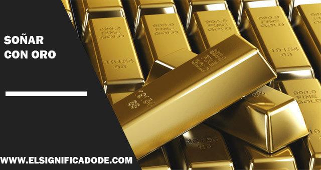 Soñar-con-oro