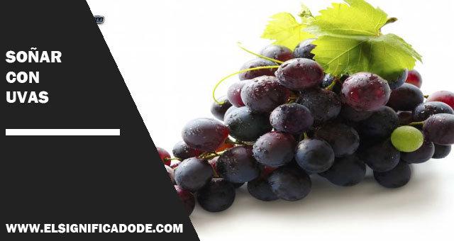 sonar con uvas