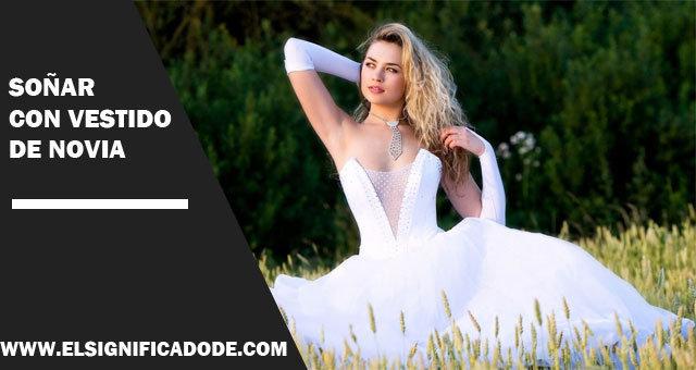 Soñar-con-vestido-de-novia