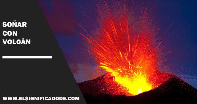 sonar con volcan